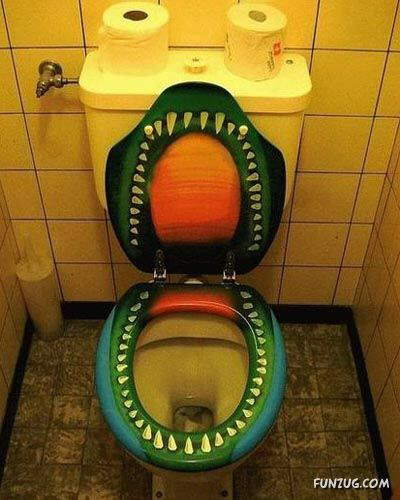 Amazing Toilets Worth Seeing