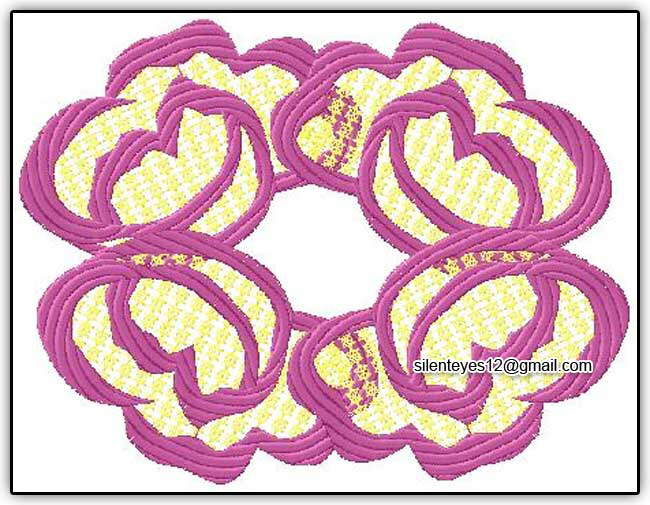 !!*!!~* Beautiful Embroidery Designs : Part 1 *~!!*!!