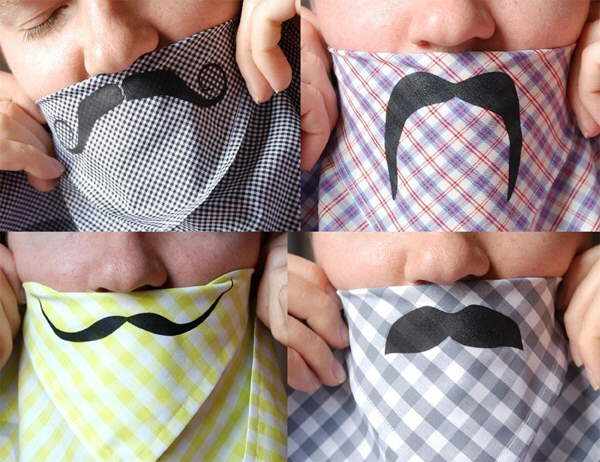 Awesome Things With Mustaches
