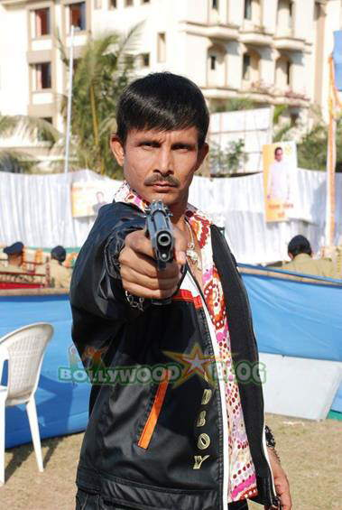 He is KRK, After SRK....