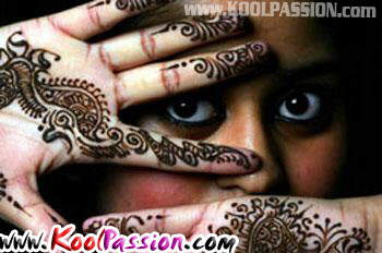For Girlz..........{Mehendi}