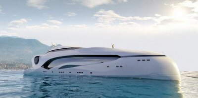 Schopfer Oculus - The 250-foot Luxury Oceanic Fish