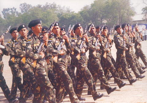 GARUD FORCE - A special unit of Indian Air Force