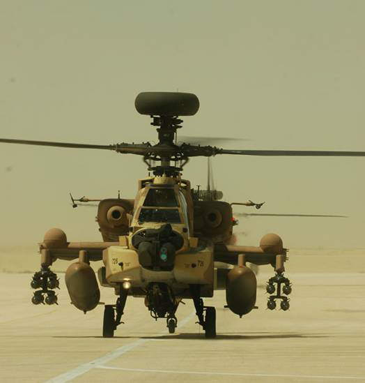 Indian Air Force AH-64D-I Apache Longbow