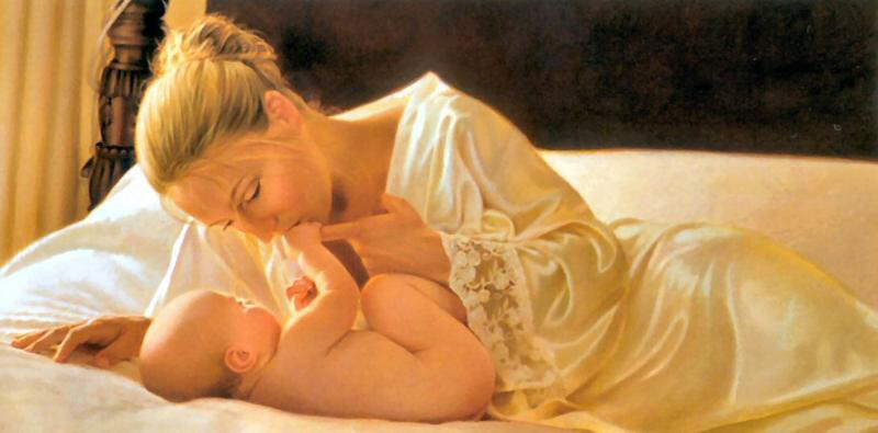 Fwd: Great Paintings - Mother