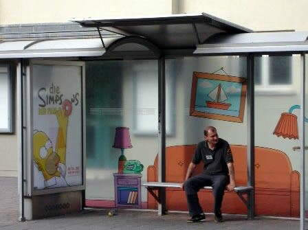 cool bus stops around the World