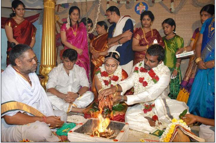 Fwd: : Ajith sister's marriage