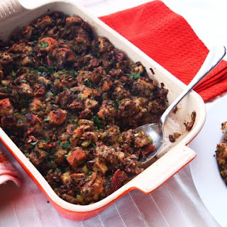 The Best Vegan Stuffing