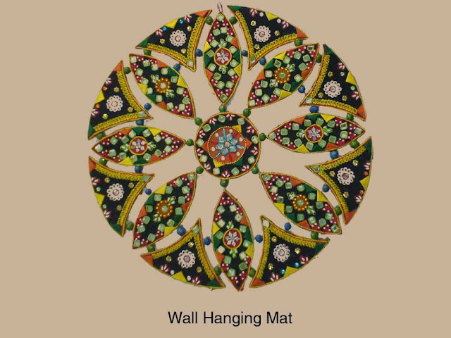 Wall Hanging Mat