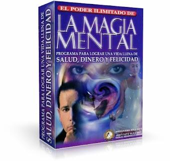 EL PODER ILIMITADO DE LA MAGIA MENTAL, Alex Dey [ Audiolibro ] – Programa para lograr una vida llena de Salud, Dinero y Felicidad.