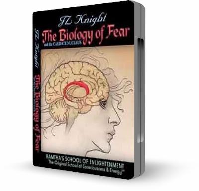 LA BIOLOGÍA DEL MIEDO, Ramtha [ VIDEO DVD ] – Las raíces del miedo, el impacto debilitante que tiene sobre la evolución personal y como lo podemos conquistar.