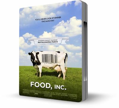 FOOD INC. (Comida S.A.), Robert Kenner [ Video DVD ] – La problemática actual de la alimentación, con sus consecuencias en la salud.