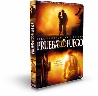 PRUEBA DE FUEGO (Fireproof) [ VIDEO DVD ] – Un poderoso relato sobre cómo transformar tu vida y tu matrimonio, a través del poder curador de la fé.