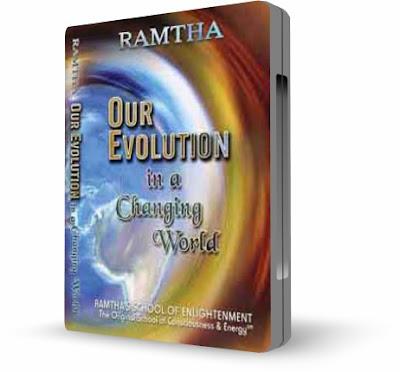 NUESTRA EVOLUCIÓN EN UN MUNDO CAMBIANTE (Our Evolution in a changing world), Ramtha
