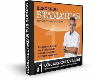 COMO ALCANZAR TUS SUEÑOS, Bernardo Stamateas [ AudioLibro ] – Técnicas y estrategias que te ayudarán a desafiar tus imposibles.