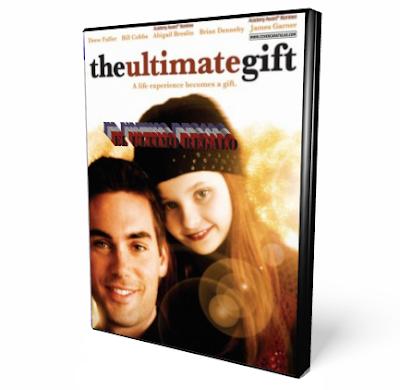 EL REGALO SUPREMO (The Ultimate Gift), Jim Stovall [ Video DVD ] – Una excelente lección de vida donde aprenderemos el verdadero valor de las cosas.