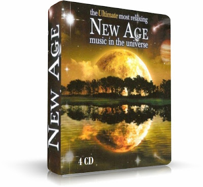LA MEJOR MÚSICA NEW AGE PARA RELAJACIÓN DEL UNIVERSO (The Ultimate Most Relaxing New Age Music In The Universe) [ Audio CD ]