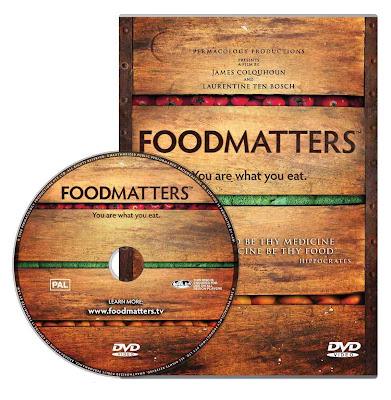 LA COMIDA IMPORTA (Food Matters) [ Video DVD ] – Tú eres lo que comes. Que tu alimento sea tu medicina y tu medicina sea tu alimento