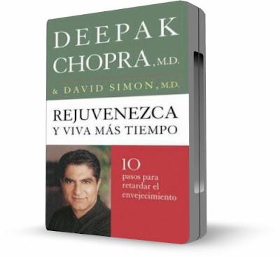 REJUVENECER Y VIVIR MÁS (Grow Younger & Live Longer), Deepak Chopra [ Video DVD ] – Un programa de diez pasos para retardar el envejecimiento y vivir más tiempo