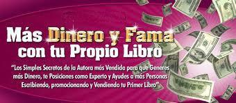 MÁS DINERO Y FAMA CON TU PROPIO LIBRO, Diana Fontanez