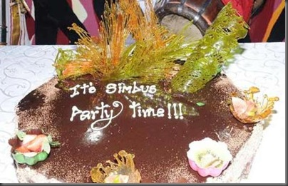 3Simbu's Birthday Bash