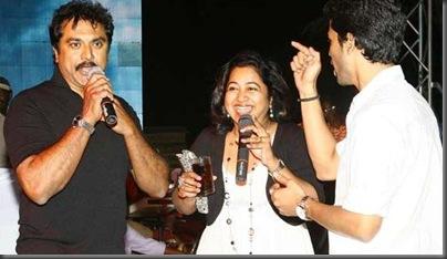 Sarathkumar and Radhika