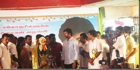 9 Vijay visits trichy marriage pictures