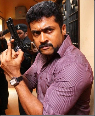 Suriya's Singam Movie stills
