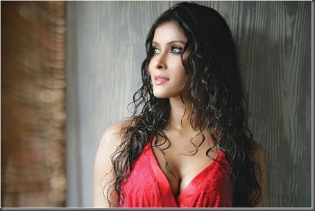 01 Nandana Sen sexy cleavage