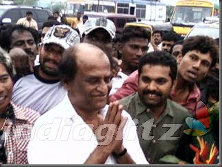 08 'Endhiran' Celebrates Rajini Birthday