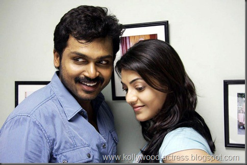 Naan Mahaan Alla- karthi,kajal agarwal movie stills3