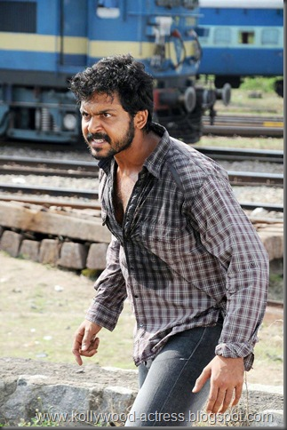 Karthi, kajal agarwal -Naan Mahaan Alla movie stills8
