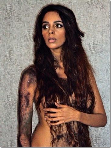 Mallika Sherawat topless hissss