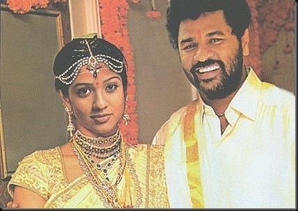 nayanthara-prabhu-deva mariage photo