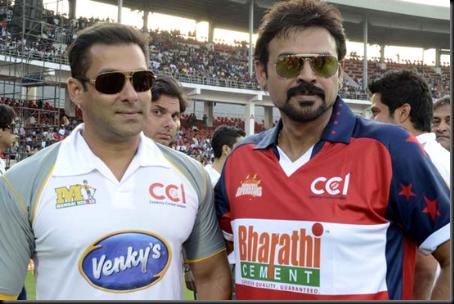 Salman-Khan-and-Venkatesh-Celebrity-Cricket-League-T20