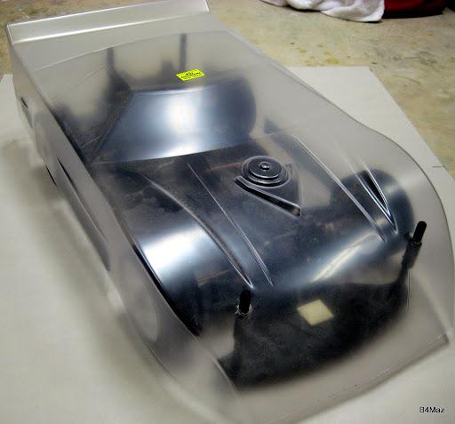 my Insane Speed run car