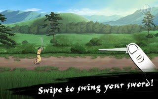 Screenshot of Samurai Rush