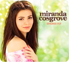 Sparks Fly, o álbum de estréia de Miranda Cosgrove