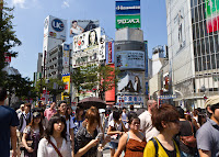 Shibuya crossing Photo
