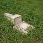 John G. Gleaves Cemetery Vandalism Repair