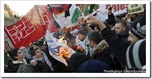 DEMONSTRATION MOT ISRAEL