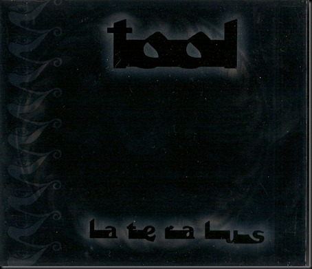 Lateralus - Front
