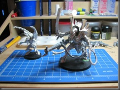 hive tyrant and lictor