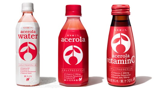 Acerola Water Bottles