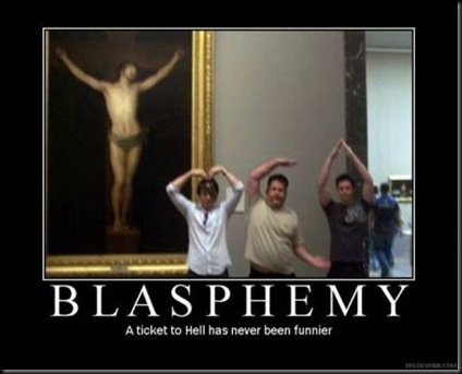 Blashphemy