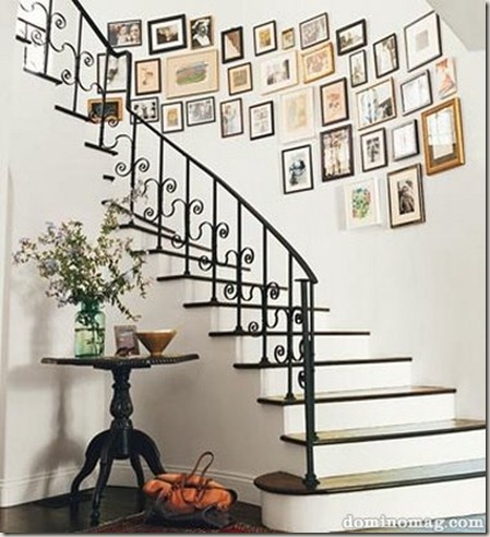 Amanda Peet Staircase
