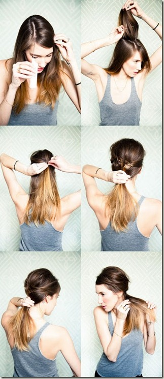 teased-messy-side-ponytail-hair-how-to