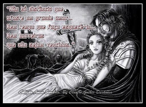 Coleção Amor Sombrio - By Clau