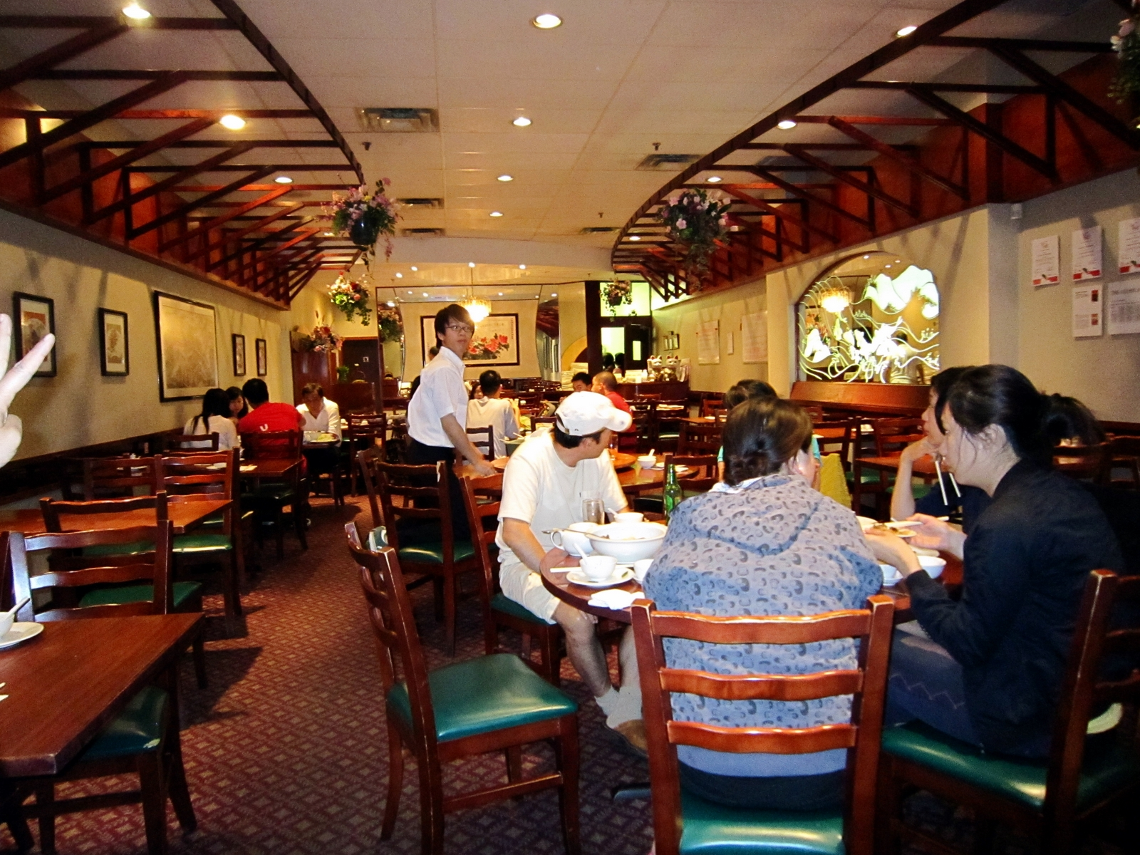 Chung King Garden :: Peking Duck Yum | Cookies and Tomatoes
