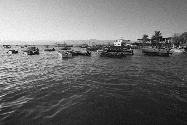 Boats in Aqaba Jordan-3